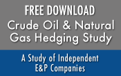 Crude Oil & Natural Gas Hedging Study